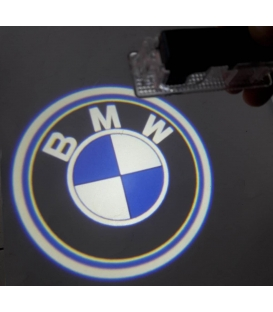 BMW Araçlar Orjinal Geçmeli Soketli Kapı Altı Led Logo