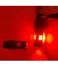 Platinum P21W 1156 15W Tek Duy Dipli Led Ampul Kırmızı Mercekli Ultra Parlak