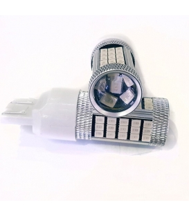 FEMEX Premium T20 7440/7443 9W Tek Duy / Çift Duy Led Ampul  Kırmızı 2835 Chip 66smd Ultra Parlak Mercekli