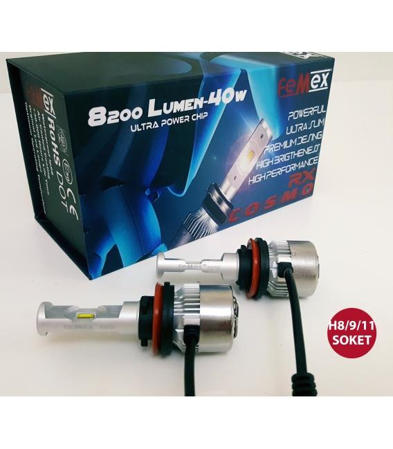 FEMEX H8 / H11 RX COSMO TX-CSP Led Xenon Led Headlight