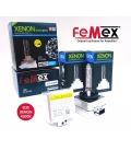 FEMEX XenStart HID D3S XENON OTO AMPUL 4300K SET (2 ADET) 4400Lumen