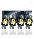 FEMEX Platinum 31mm Sofit Led Ampul 3030 Chip 6smd 450Lumen  39mm