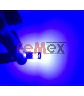 FEMEX T10 3030 Chip 12smd 450 Lumen Mavi Led Ampul