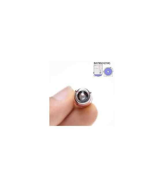 FEMEX Platinum H21W BAW9S 12Ledli 650 Lumen Turuncu Led Ampul