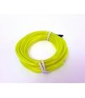 El Wire Neon Led Limon Yeşili 3 Metre  DC12V İnverter Dahil