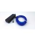 El Wire Neon Led Mavi 3 Metre Kumandalı