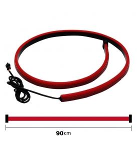 3. Stop Bagaj Üstü Arka Cam Led Hareketli 6 Kablolu 4 Modlu Sinyal Modüllü 90cm