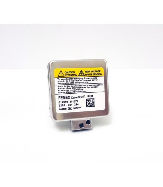 AUDI A5 (2011 Sonrası) MODEL FEMEX D3S 6000K TAM BEYAZ XENON AMPUL