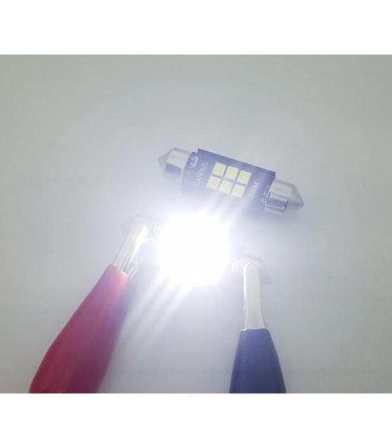 Platinum Sofit Led Ampul 3030 Chip 6smd 450Lumen  39mm