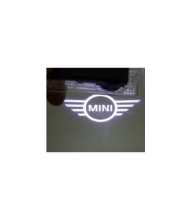 Mini Araçlar Orjinal Geçmeli Soketli Kapı Altı Led Logo