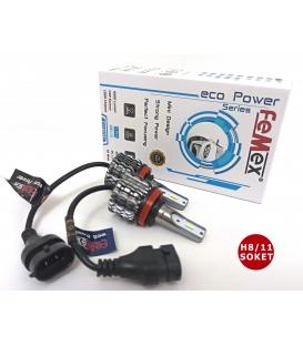 FEMEX ECO POWER Csp 1860 H8/11 Led Xenon Led Headlight