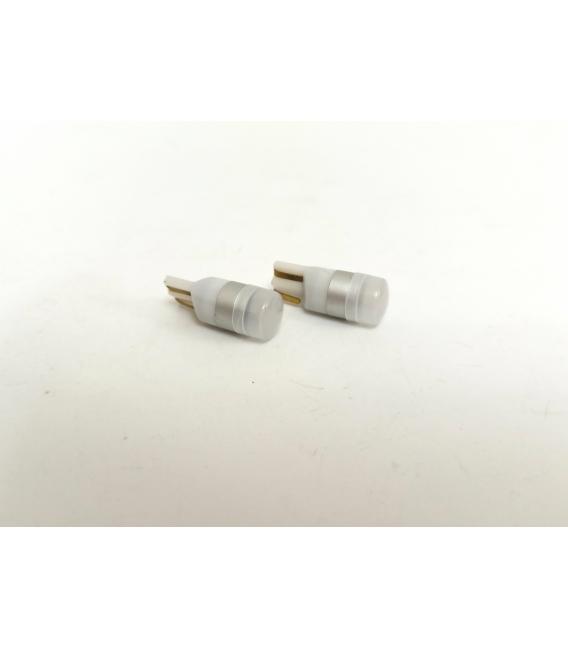 FEMEX T10 1smd 3030 Chipset Mini Beyaz Led Ampul Aktif Canbus
