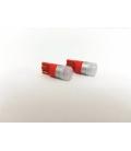 FEMEX T10 1smd 3030 Chipset Mini Kırmızı Led Ampul Aktif Canbus