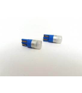 FEMEX T10 1smd 3030 Chipset Mini Turkuaz Led Ampul Aktif Canbus