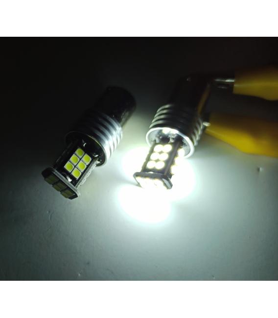 P21W 1156 Tek Duy Led Ampul Beyaz 3030 Chip Parlak