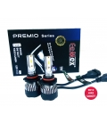 FEMEX Premio SERİSİ HIR2 9012 CSP Korean Led Xenon Oto Led Far Ampulu