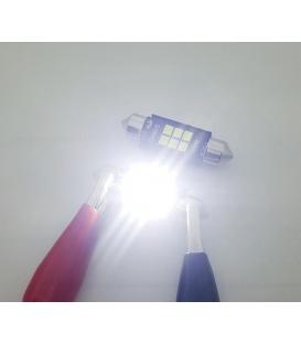 Platinum Sofit Led Ampul 3030 Chip 6smd 450Lumen  41mm