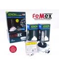 FEMEX XenStart HID D1S XENON OTO AMPUL 6000K SET (2 ADET) 4400Lumen