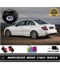 Mercedes C180 W204 Araçlar İçin Orjinal Geçmeli Soketli Kapı Altı Led Logo