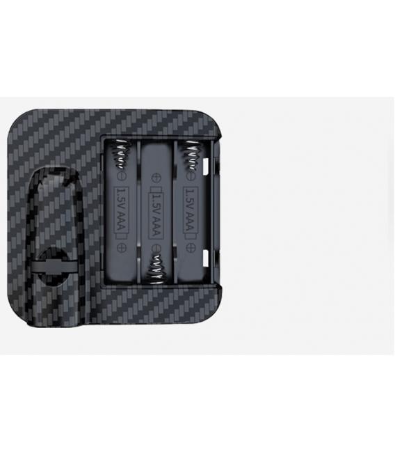 SEAT Mesafe Sensörlü  Fotoselli Pilli Yapıştırmalı Kapı Altı Led Logo