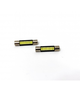 FEMEX Premium 4014 Chipset 9smd Sofit Led Ampul 28mm