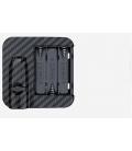 Volkswagen Rline Mesafe Sensörlü  Fotoselli Pilli Yapıştırmalı Kapı Altı Led Logo