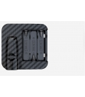 DS Auto Mesafe Sensörlü  Fotoselli Pilli Yapıştırmalı Kapı Altı Led Logo